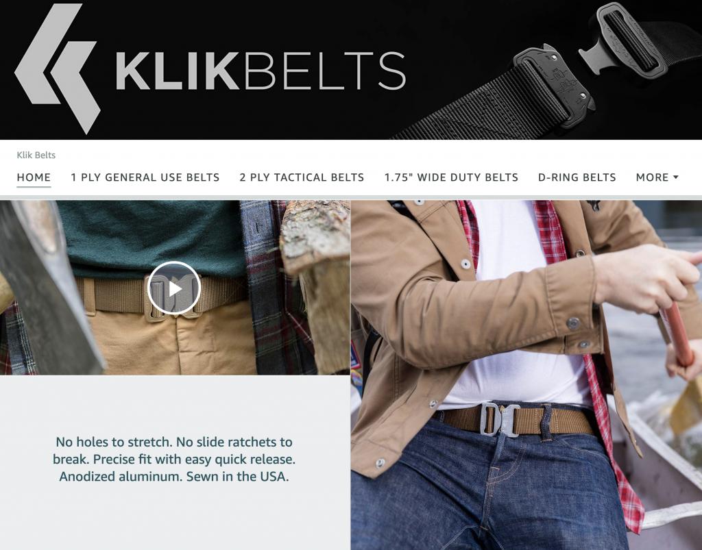Klik-Belts-Amazon-Storefront-Examples-1024x803